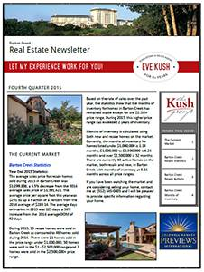 Austin Real Estate Newsletter